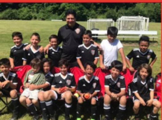 soccer fundraising - Bergenfield United 2010