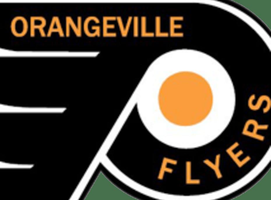 2010 Minor Atom Orangeville Flyers