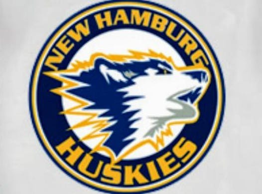 ice hockey fundraising - New Hamburg Huskies - Major Peewee A