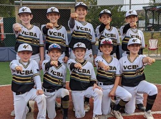 baseball fundraising - VCBA