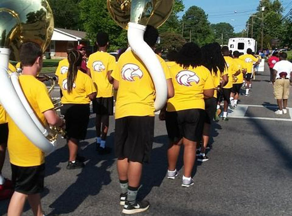 Columbia High School Band