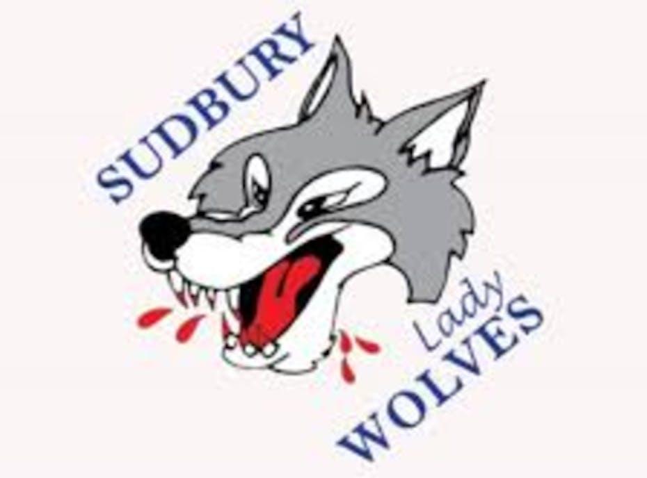 Sudbury Lady Wolves Bantam BB