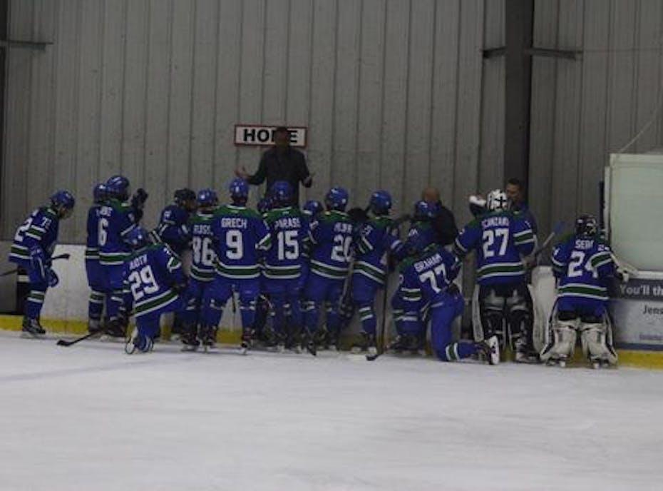 Burlington JR Cougars 2005 White