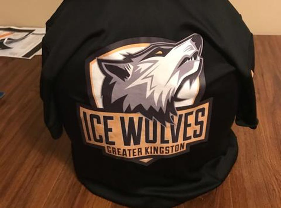 Kingston Ice Wolves Atom AA