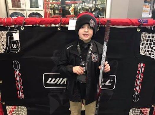 ice hockey fundraising - 2011's Toledo Cherokee (2019-2020)