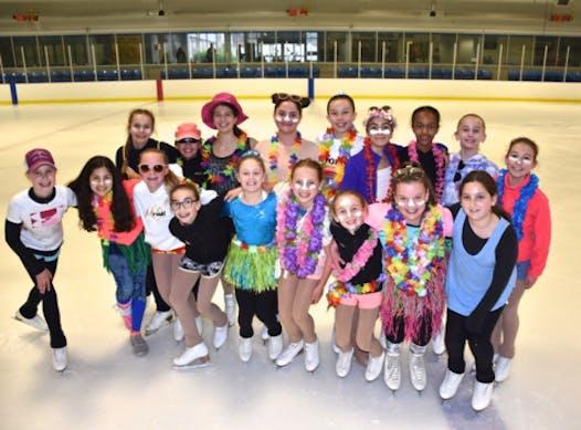 synchronized skating fundraising - MERAKI Juvenile