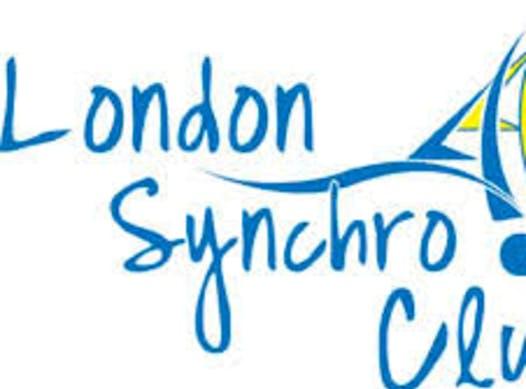 synchronized swimming fundraising - London Synchro Club
