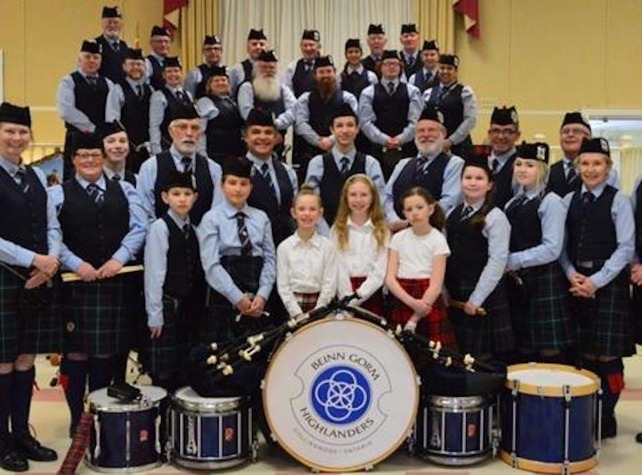 Beinn Gorm Highlanders