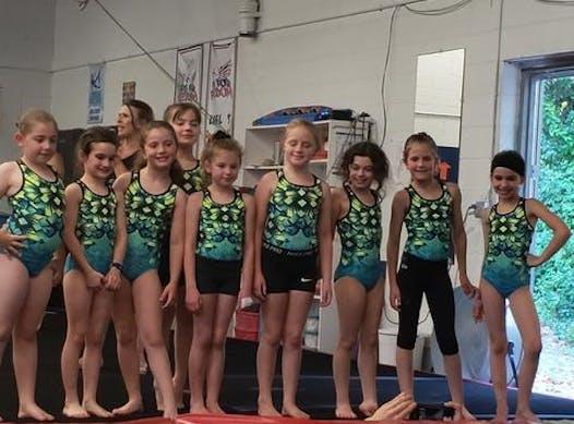 gymnastics fundraising - Strive gymnastics