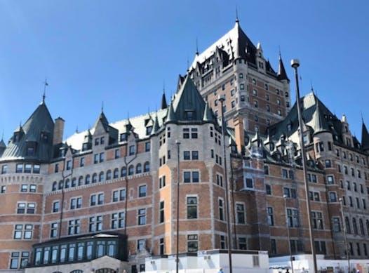 events & trips fundraising - Noël-Ritchot Voyage Québec 2020