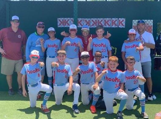 baseball fundraising - 12u Hooks