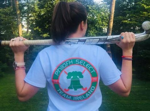 field hockey fundraising - PhilaFh Select Team 🇮🇪