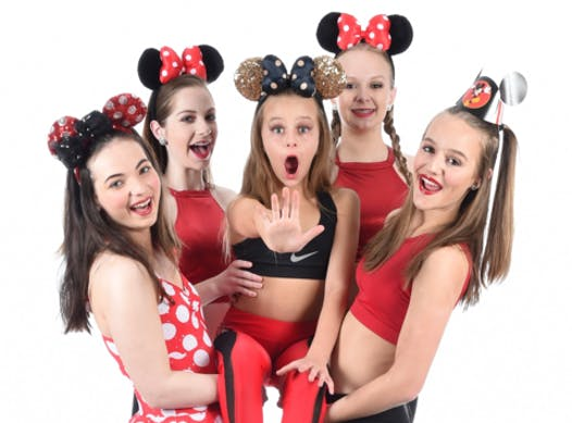 dance fundraising - All That Dance Company