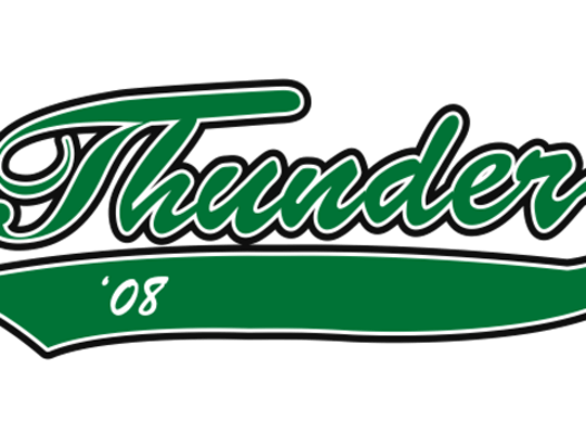 softball fundraising - Thunder 08