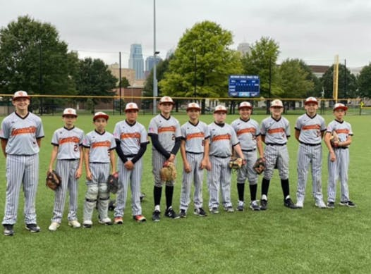 baseball fundraising - KC Cowboys