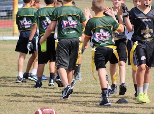 football fundraising - Undefeated Flag Football