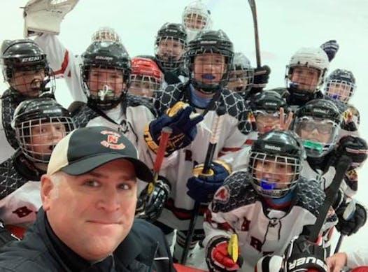 ice hockey fundraising - Harford North Stars 12U Team 2