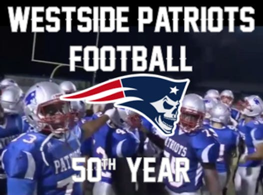 football fundraising - Westside Patriots Football