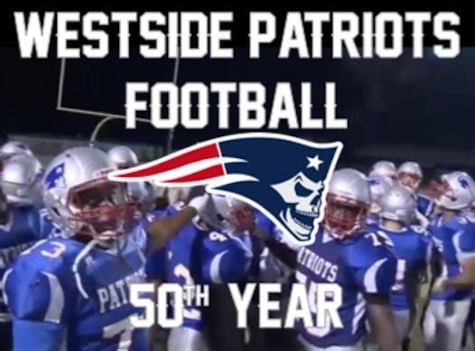 football fundraising - Westside Patriots Football