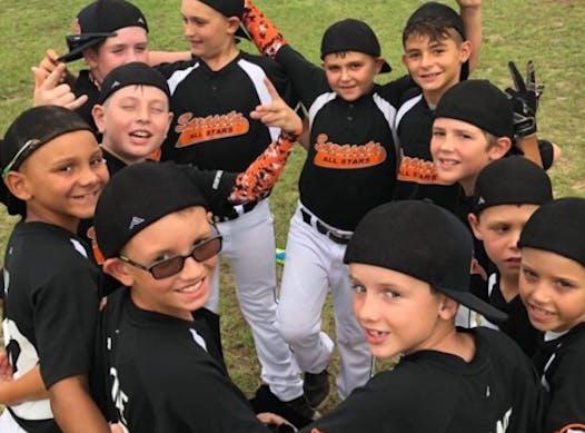 baseball fundraising - Shock Prime Baseball