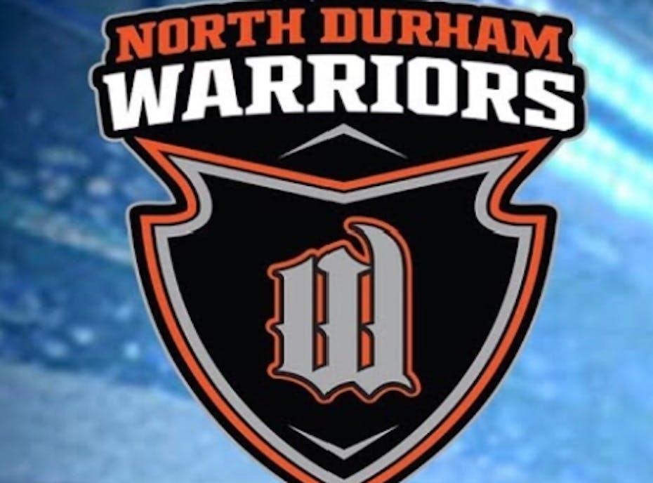 North Durham Warriors Minor Peewee AE