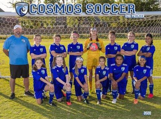 soccer fundraising - Cosmos 09G PREMIER