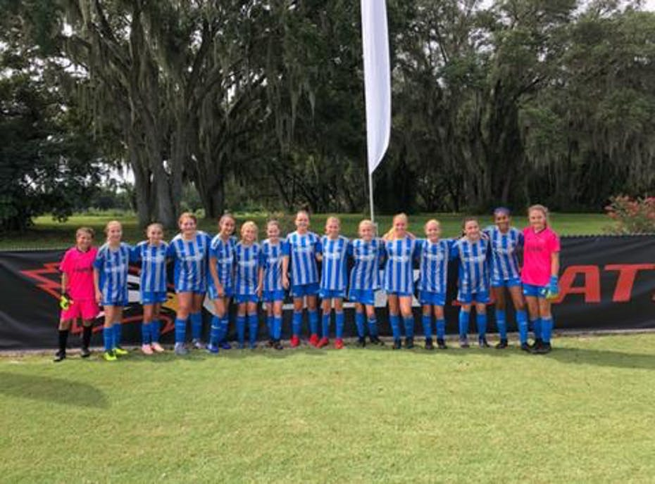 2007 Rush NPL Girls