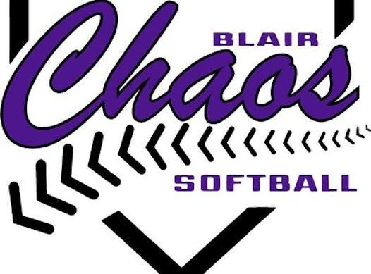 softball fundraising - Blair Chaos