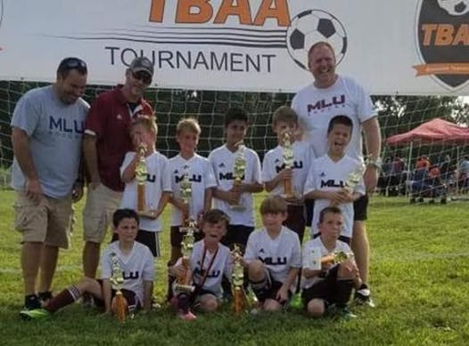soccer fundraising - MLU Galaxy