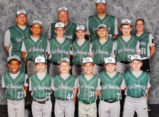 baseball fundraising - East Brunswick Black Bears