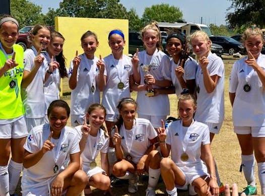 soccer fundraising - Tara Stratton
