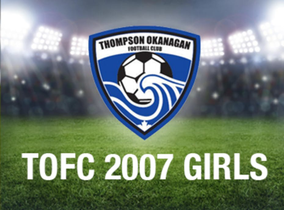 TOFC 2007 Girls Soccer Team