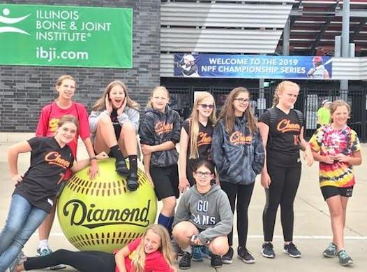 softball fundraising - 12u Indy Chaos DeArmond
