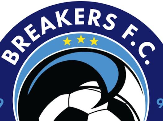 soccer fundraising - Breakers FC 2009