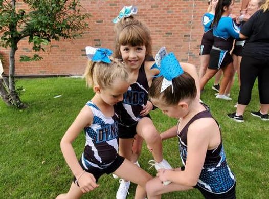 cheerleading fundraising - Dynos Legacy All-Star Cheerleading