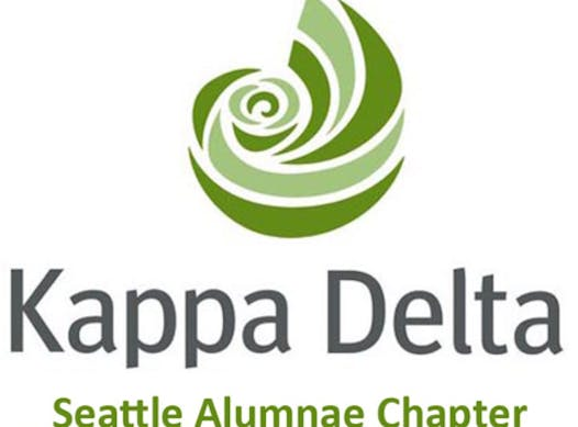fraternities & sororities fundraising - Seattle Kappa Delta Alumnae 2019