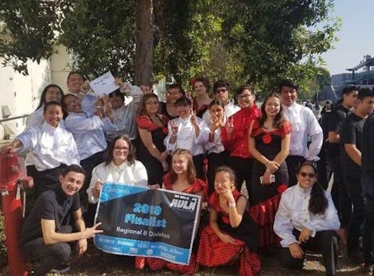 band fundraising - Verdugo Hills Marching Band