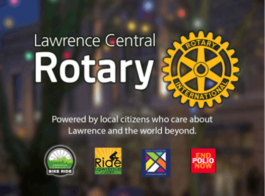 rotary club fundraising - Lawrence Central Rotary 2019 Fall and Holiday Decoration Sale