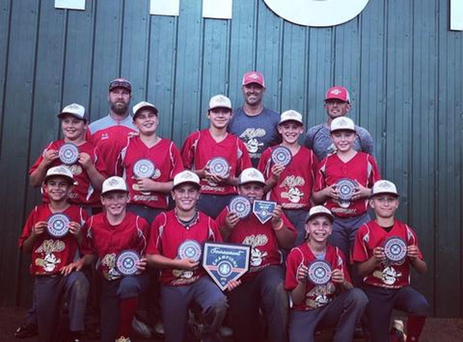 MAD Baseball 12U Cooperstown