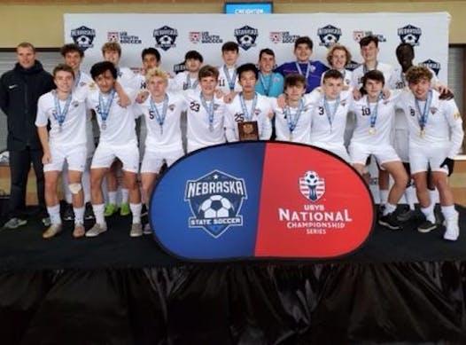 soccer fundraising - Elite Boys Academy 03 Maroon