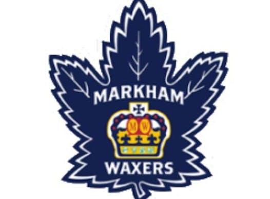 ice hockey fundraising - Markham Waxers 2011 AA