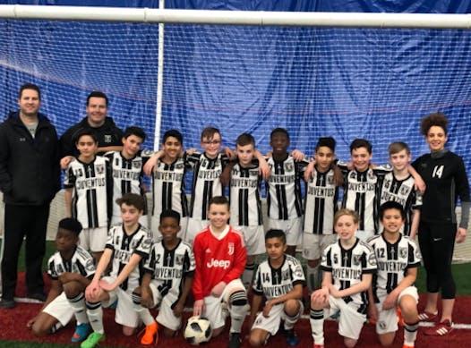 soccer fundraising - Juventus Boys 07Y