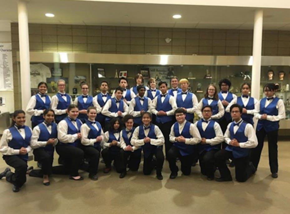Ecole McTavish Concert Band