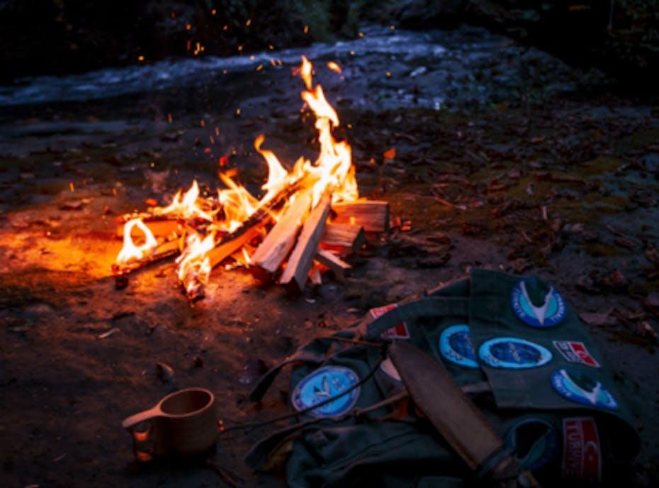 LFAS Grade 7 Camping Trip 2021/2022