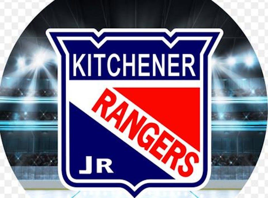 Kitchener Jr Rangers Major Atom MD Red