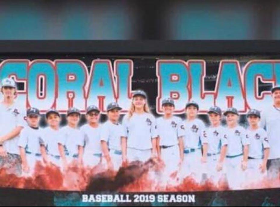 Blacktips Baseball 12U