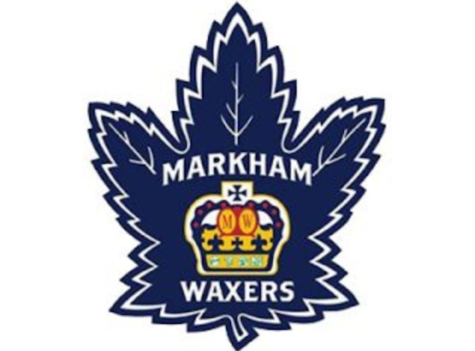 Markham Waxers Novice Select 2019/2020