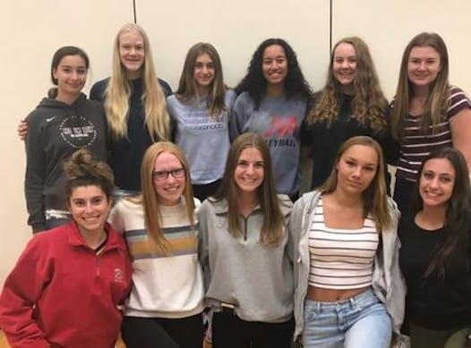 volleyball fundraising - MVC 16U Olympus