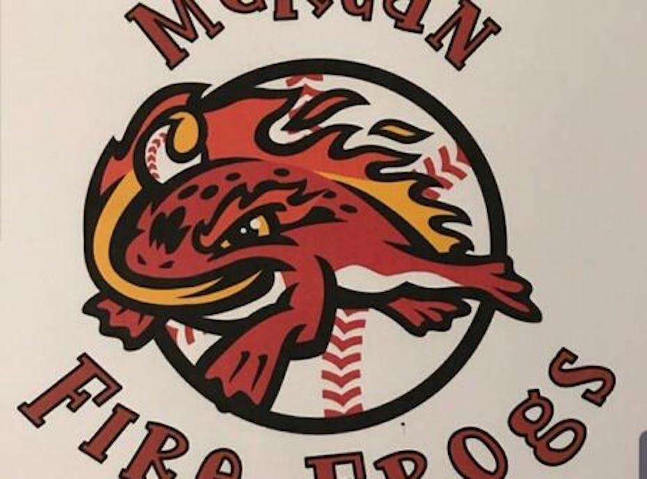 McKean Fire Frogs