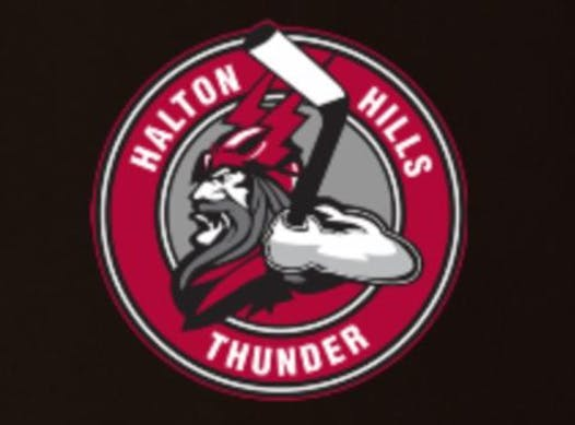 ice hockey fundraising - Halton Hills Thunder